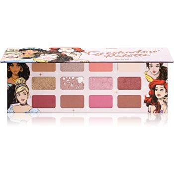 Mad Beauty Disney Princess Palette paletă cu farduri de ochi