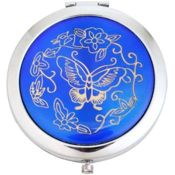 Magnum Feel The Style oglinda cosmetica dischete rotunde din bumbac 128 Blue