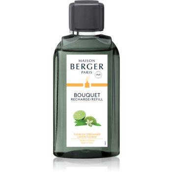 Maison Berger Paris Lemon Flower reumplere în aroma difuzoarelor