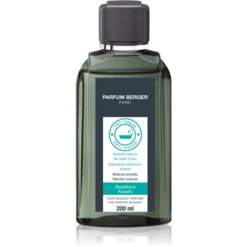 Maison Berger Paris Anti Odour Bathroom reumplere în aroma difuzoarelor 200 ml  (Floral and Aromatic)