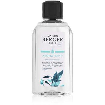 Maison Berger Paris Aroma Happy reumplere în aroma difuzoarelor (Aquatic Freshness)