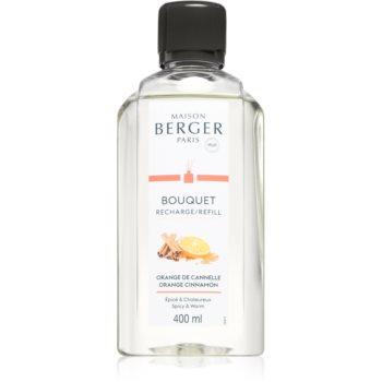 Maison Berger Paris Orange Cinnamon reumplere în aroma difuzoarelor