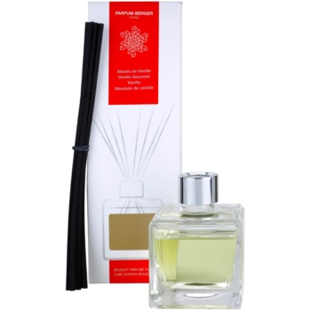 Maison Berger Paris Cube Scented Bouquet aroma difuzor cu rezervã 125 ml (Vanilla Gourmet)