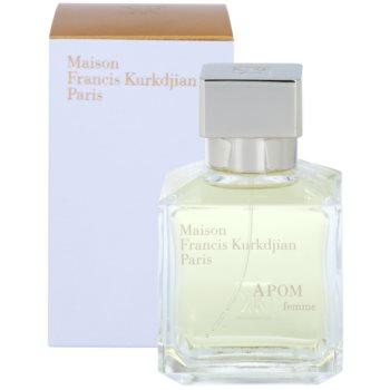 Maison Francis Kurkdjian APOM Pour Femme parfumska voda za ženske 1