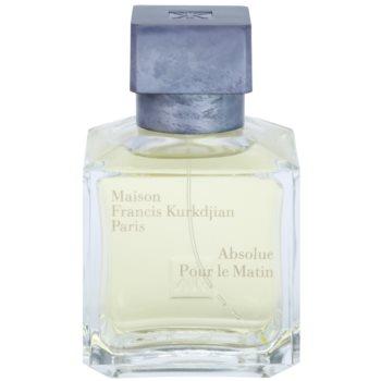 Maison Francis Kurkdjian Absolue Pour le Matin Eau de Parfum unisex 2