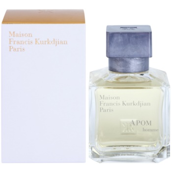 Maison Francis Kurkdjian APOM pour Homme Eau de Toilette pentru barbati 70 ml