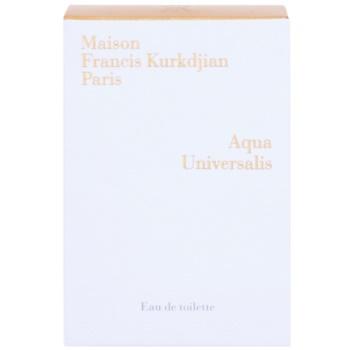 Maison Francis Kurkdjian Aqua Universalis Eau de Toilette unisex  Ersatzfüllung 2