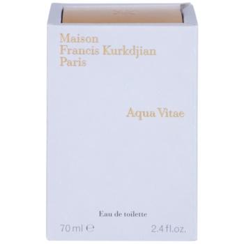 Maison Francis Kurkdjian Aqua Vitae toaletna voda uniseks 4