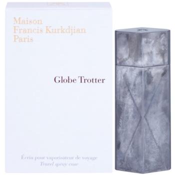 Image of Maison Francis Kurkdjian Globe Trotter Metal Case unisex 11 ml Zinc Edition