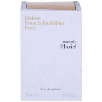 Maison Francis Kurkdjian Masculin Pluriel woda toaletowa dla mężczyzn 4