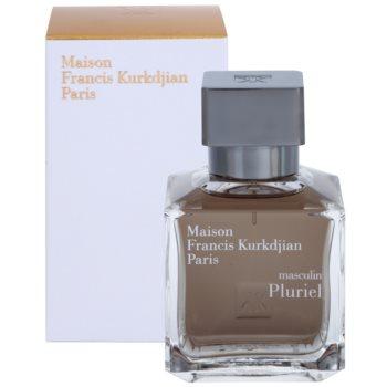 Maison Francis Kurkdjian Masculin Pluriel woda toaletowa dla mężczyzn 1