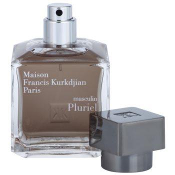 Maison Francis Kurkdjian Masculin Pluriel woda toaletowa dla mężczyzn 3
