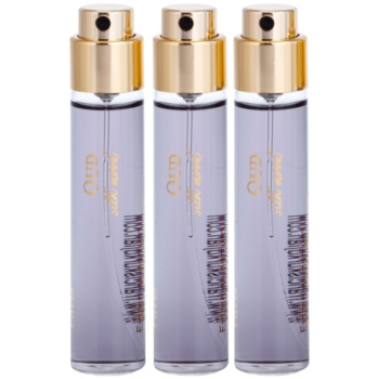 Maison Francis Kurkdjian Oud Silk Mood extrato de perfume unissexo  (3x recargas com vaporizador)