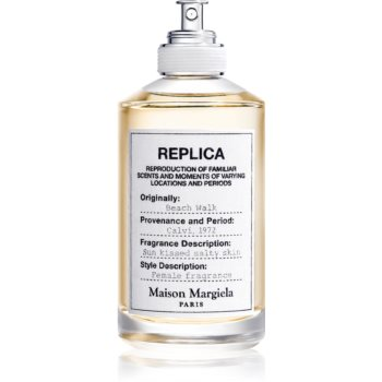 Maison Margiela Replica Beach Walk Eau de Toilette pentru femei imagine