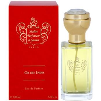 Maitre Parfumeur et Gantier Or Des Indes parfémovaná voda pro ženy