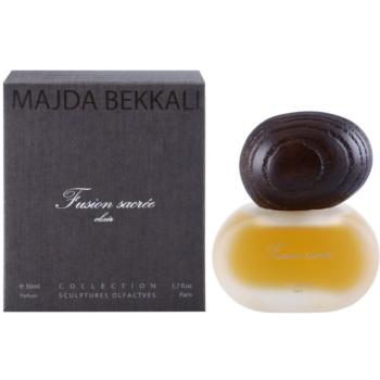 Majda Bekkali Fusion Sacrée Clair eau de parfum pentru femei 50 ml
