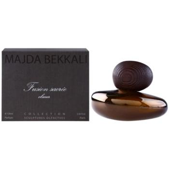 Majda Bekkali Fusion Sacrée Obscur eau de parfum pentru barbati 120 ml