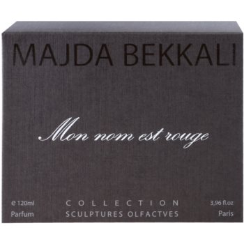 Majda Bekkali Mon Nom Est Rouge Eau de Parfum unissexo 4