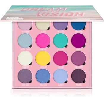 Makeup Obsession Dream With A Vision paletă cu farduri de ochi