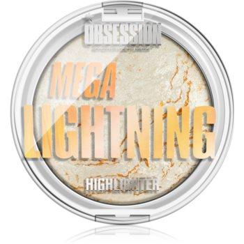 Makeup Obsession Mega Destiny iluminator imagine produs