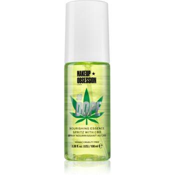 Makeup Obsession So Dope spray nutritiv ?i hidratant facial imagine produs