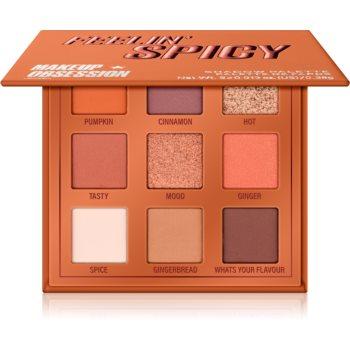 Makeup Obsession Mini Palette paletă cu farduri de ochi poza noua