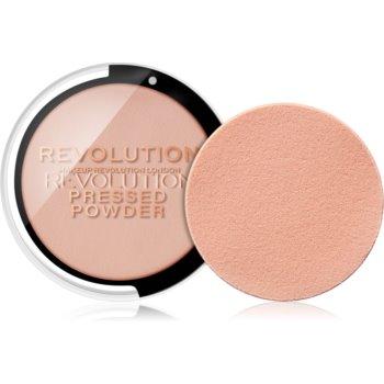 Makeup Revolution Pressed Powder pudra compacta poza noua