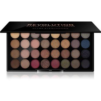 Makeup Revolution Flawless paleta farduri de ochi