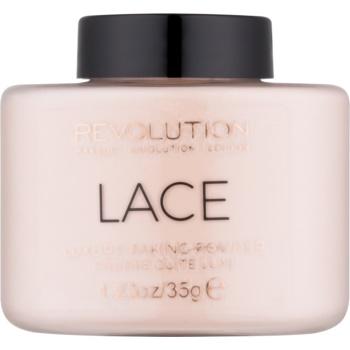 Makeup Revolution Lace pudra cu minerale culoare Lace 35 g