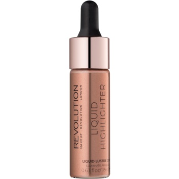 Makeup Revolution Liquid Highlighter iluminator lichid