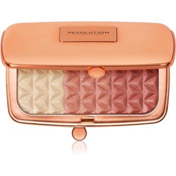 Makeup Revolution Renaissance Illuminate paleta luminoasa