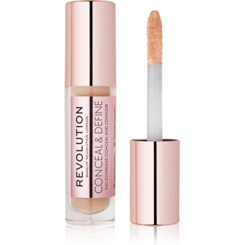 Makeup Revolution Conceal & Define corector lichid imagine produs