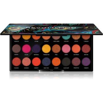 Makeup Revolution Creative Vol 1 paletă cu farduri de ochi poza noua