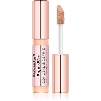 Makeup Revolution Conceal & Define SuperSize corector lichid imagine produs
