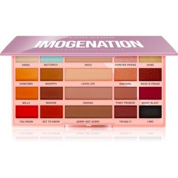 Makeup Revolution Imogenation paleta očních stínů 20,8 g