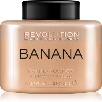 Makeup Revolution Baking Powder pudra poza noua