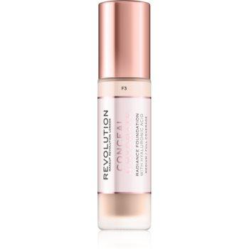 Makeup Revolution Conceal & Hydrate machiaj ușor de hidratare