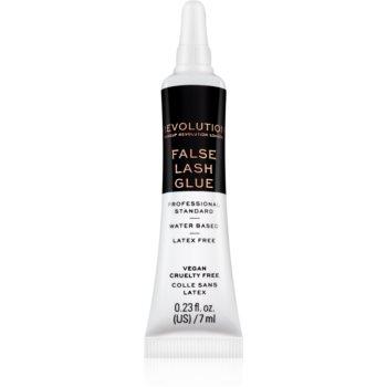 Makeup Revolution False Lashes Glue lepidlo na umělé řasy 7 ml