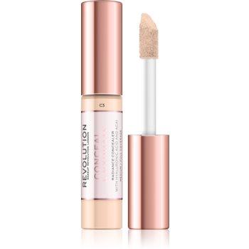 Makeup Revolution Conceal & Hydrate hidratant anticearcan poza noua