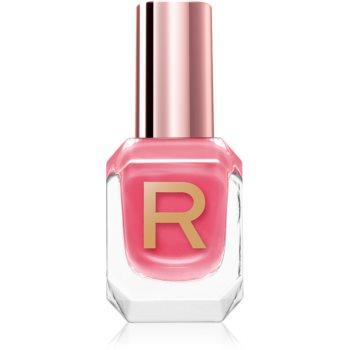 Makeup Revolution High Gloss lac pentru unghii foarte opac lucios poza noua