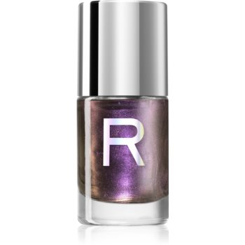 Makeup Revolution Duo Chrome lac de unghii cu efect holografic poza noua