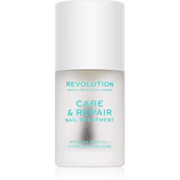 Makeup Revolution Care & Repair pflegender Nagellack 10 ml