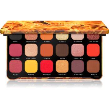 Makeup Revolution Forever Flawless paleta farduri de ochi poza noua