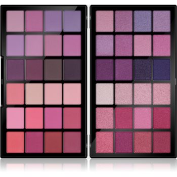 Makeup Revolution Colour Book palata de culori