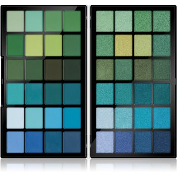 Makeup Revolution Colour Book palata de culori imagine produs