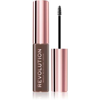 Makeup Revolution Brow Fixer gel pentru sprancene imagine produs