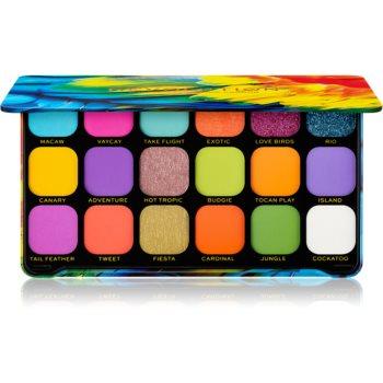 Makeup Revolution Forever Flawless paleta farduri de ochi
