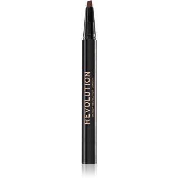Makeup Revolution Bushy Brow creion pentru sprancene imagine produs
