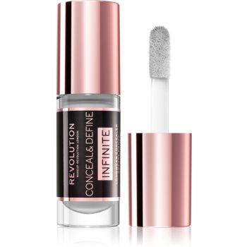 Makeup Revolution Infinite corector pentru reducerea imperfecțiunilor poza noua