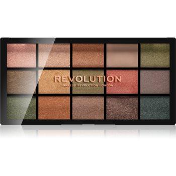 Makeup Revolution Reloaded paleta farduri de ochi poza noua